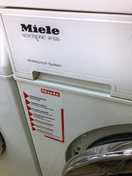 Пералня Miele NOVOTRONIC W526 . Девета серия. Произведена в Германия. Втора употреба.